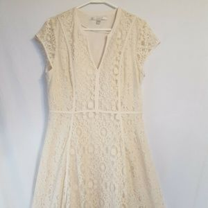 LC Lauren Conrad Dresses - LC Lauren Conrad Lace Dress